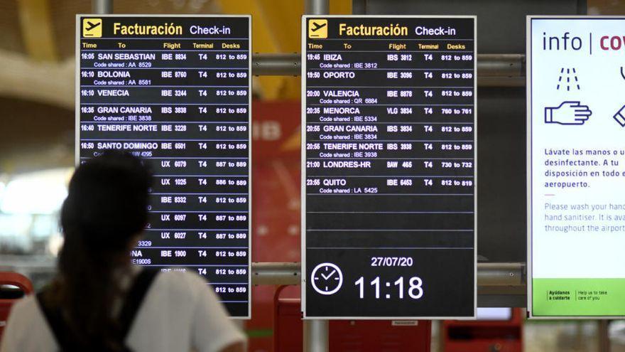 Marruecos suspende vuelos y deja atrapados a 3.000 turistas españoles