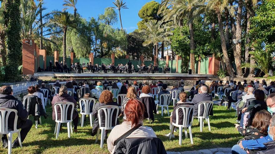 La música vuelve a la Rotonda del Parque Municipal de Elche
