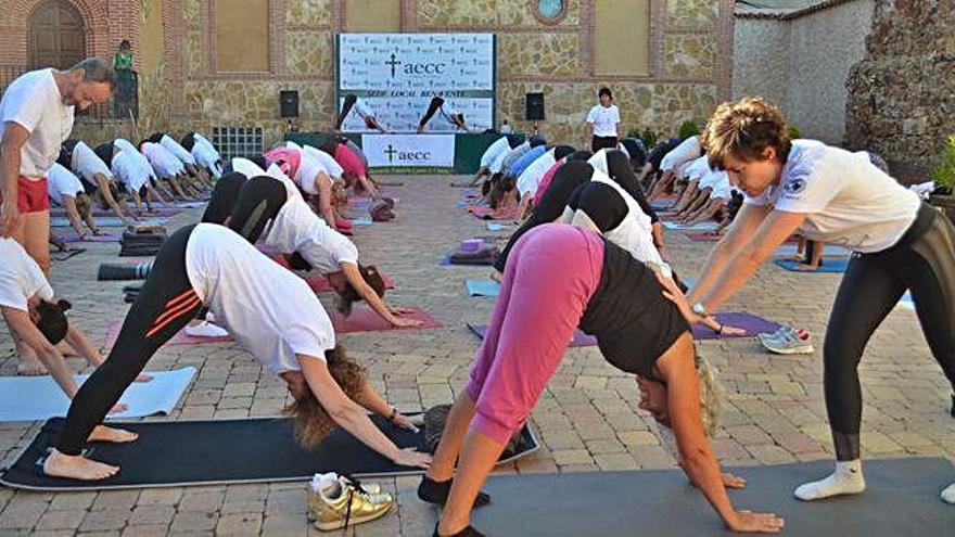 Yoga para afrontar el cáncer