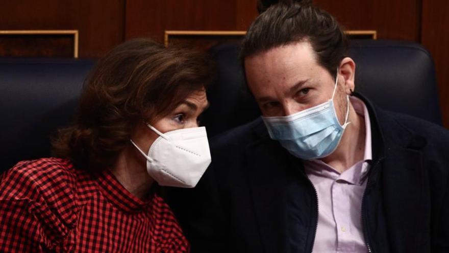 PSOE y Unidas Podemos entran en el sabotaje mutuo
