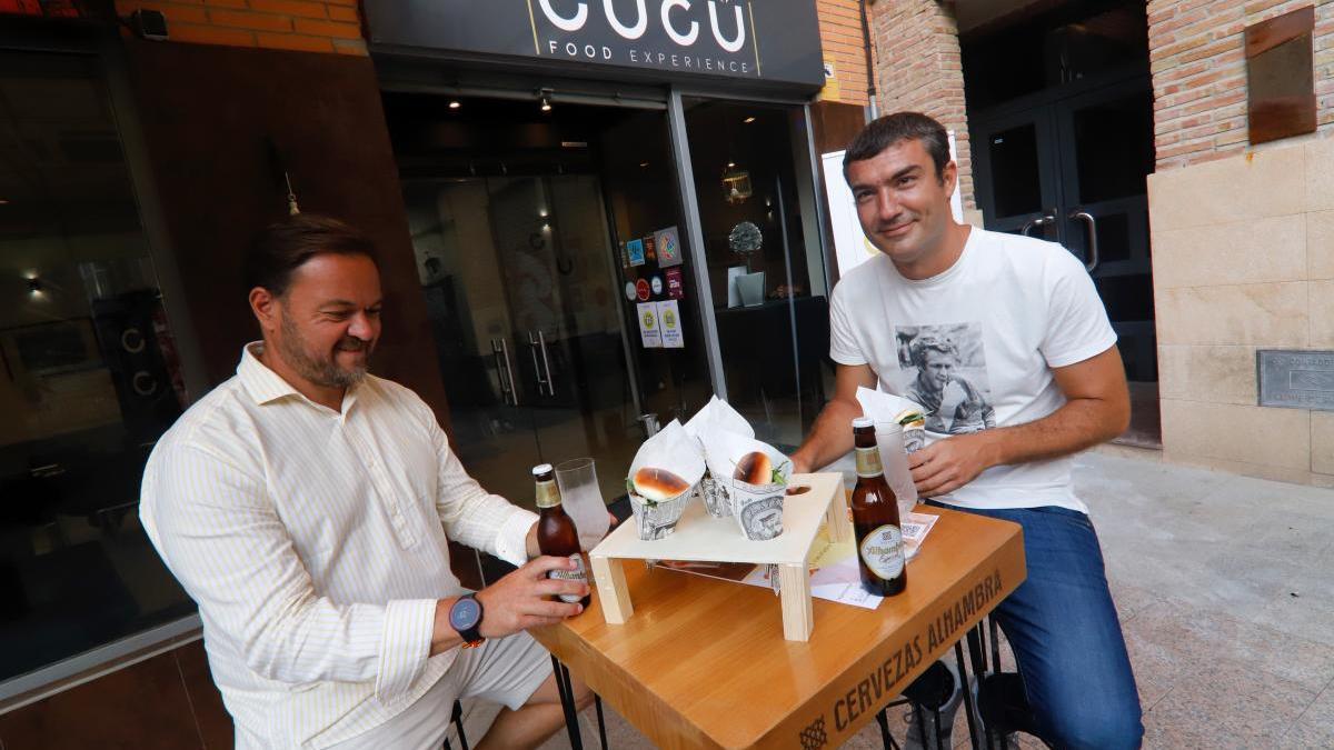 Los bares de Santa Eulalia ofrecen desde hoy una Ruta del Cucurucho 'take away'