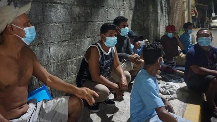 Empresarios dicen que no hay empleo para migrantes en el sur de México