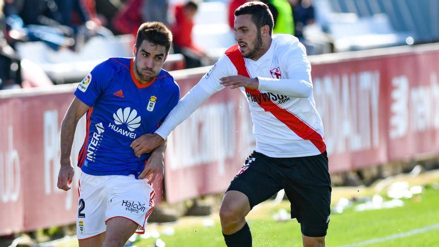 El Oviedo, más empates que victorias ante los filiales