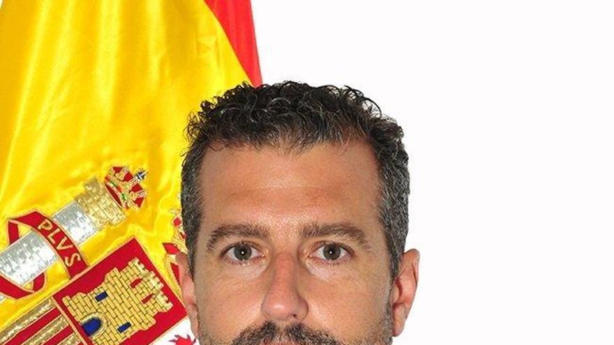 El funeral del comandante Garvalena se celebrará el sábado en la AGA