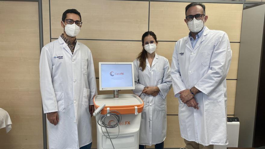 La cirugía de Mohs ofrece más de un 95% de curación en carcinomas de piel