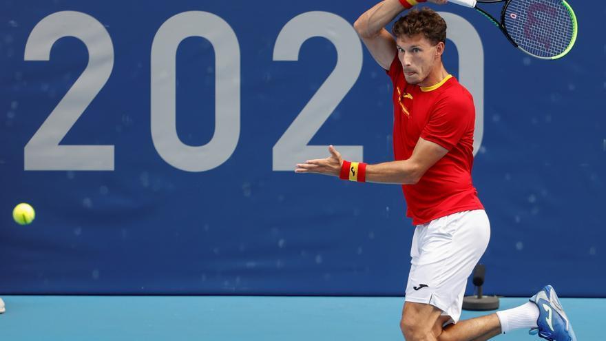 Semifinal de tenis de los Juegos de Tokio 2020 | Khachanov - Carreño