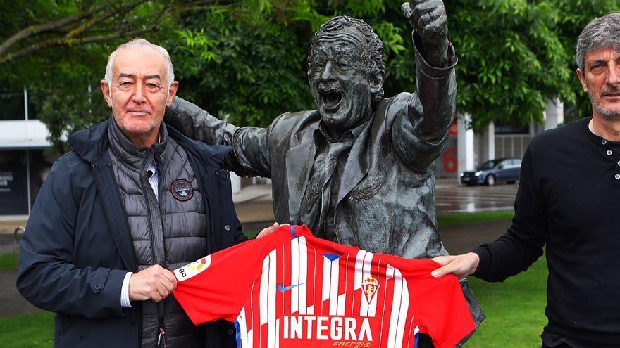 Iñaki y Gerardo, máster en Sporting y ascensos, hablan de las claves de lo conseguido con Preciado y Abelardo