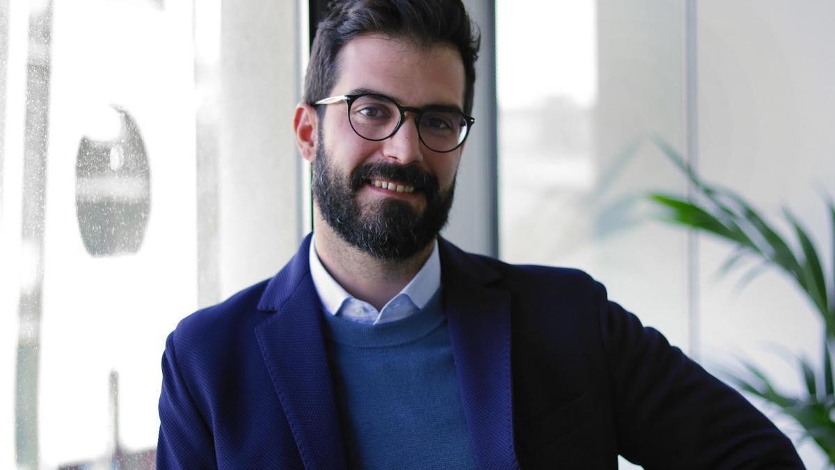 Juan Zamora, CEO de Signaturit
