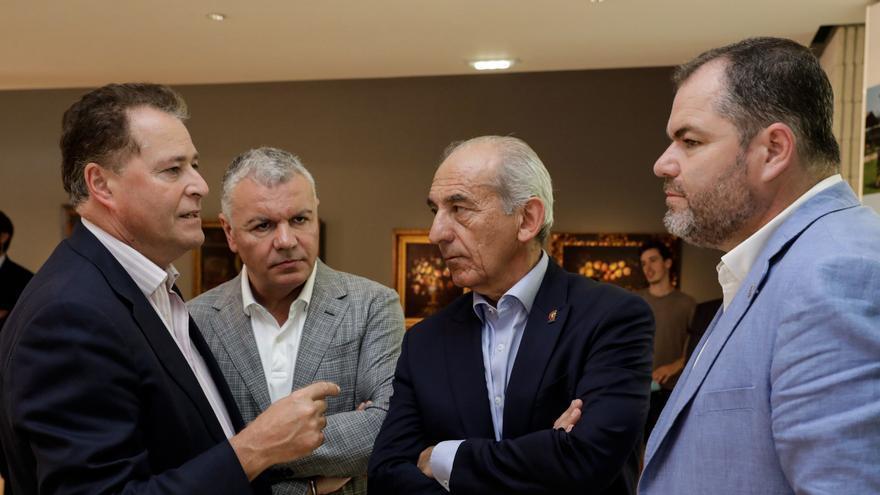 Las Cámaras de Asturias se involucran en la captación de empresas para Avilés