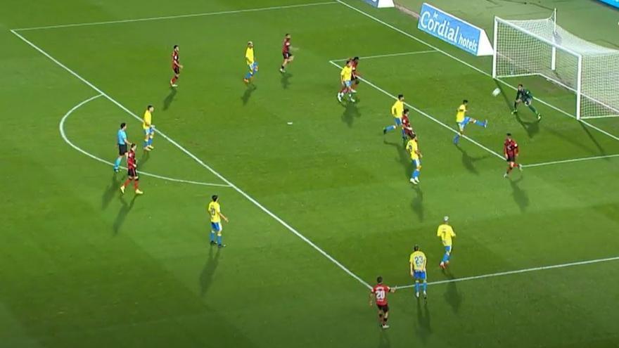 Vídeos de los goles y resumen del partido UD Las Palmas 0 - 2 CD Mirandés