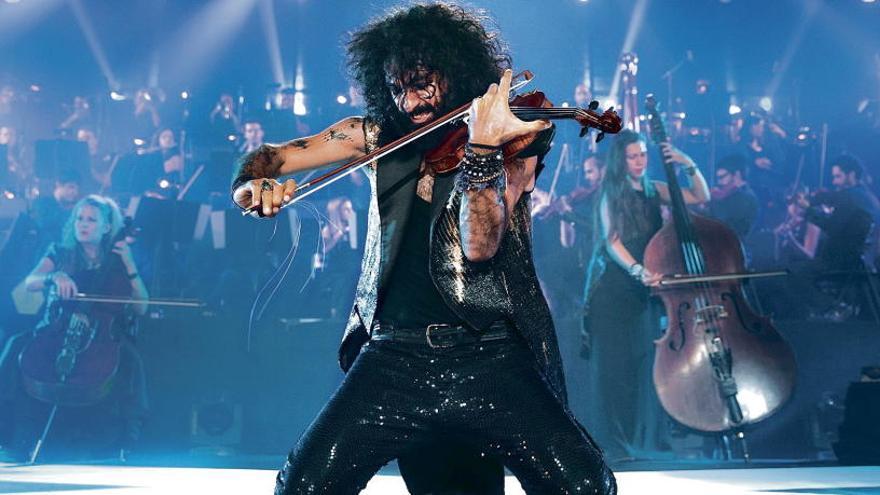 Els capritxos del virtuós del violí
