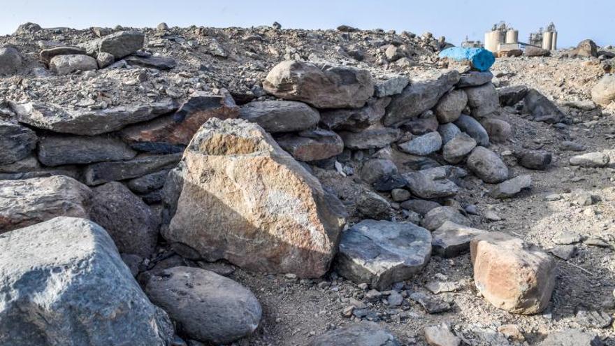 Yacimiento en El Pajar, Mogán