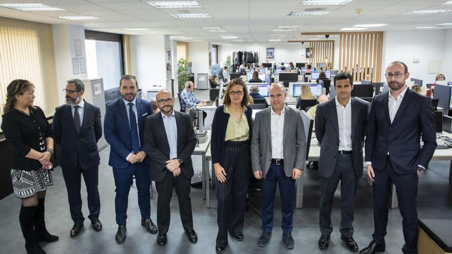 El mayor 'call center' de atención técnica de Europa triplica su oficina valenciana