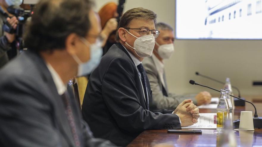 Puig descarta aplicar nuevas restricciones ante la subida de casos