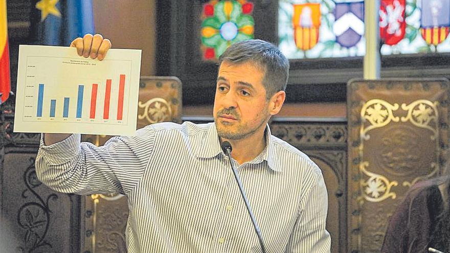 El alivio de garcía tras la decisión de la ministra Montero