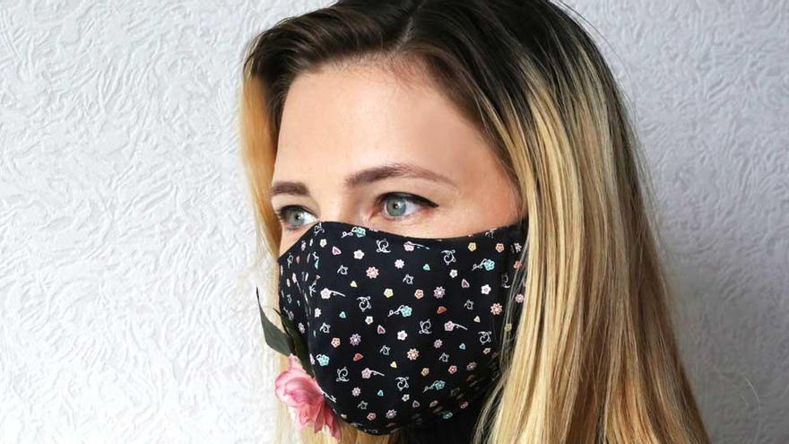 Mascarilla de algodón o de seda, ¿cuál protege más?