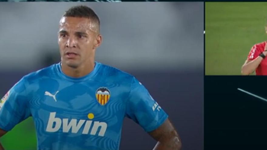 ¿Se viene nuevo 'robo' al Valencia frente al Real Madrid?