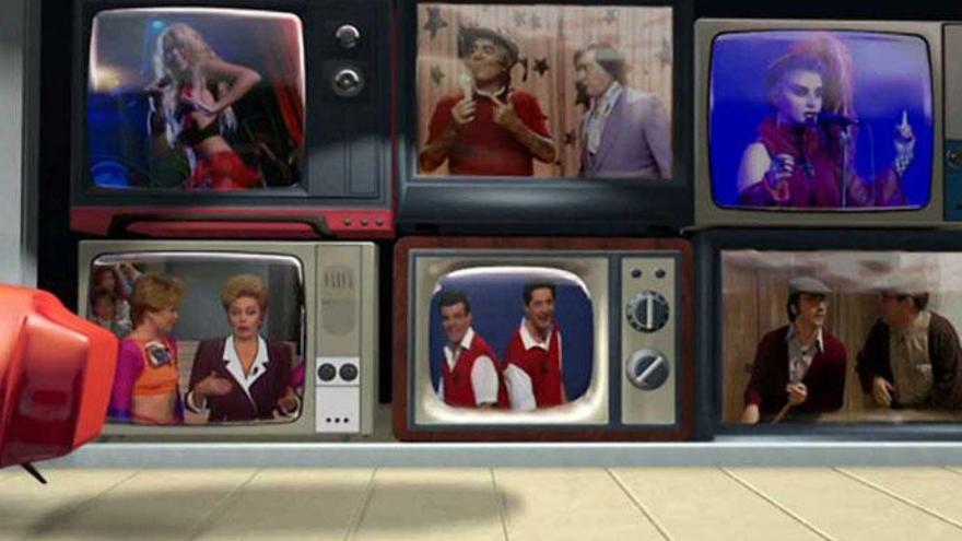 La 1 estrena la séptima temporada de 'Viaje al centro de la tele'