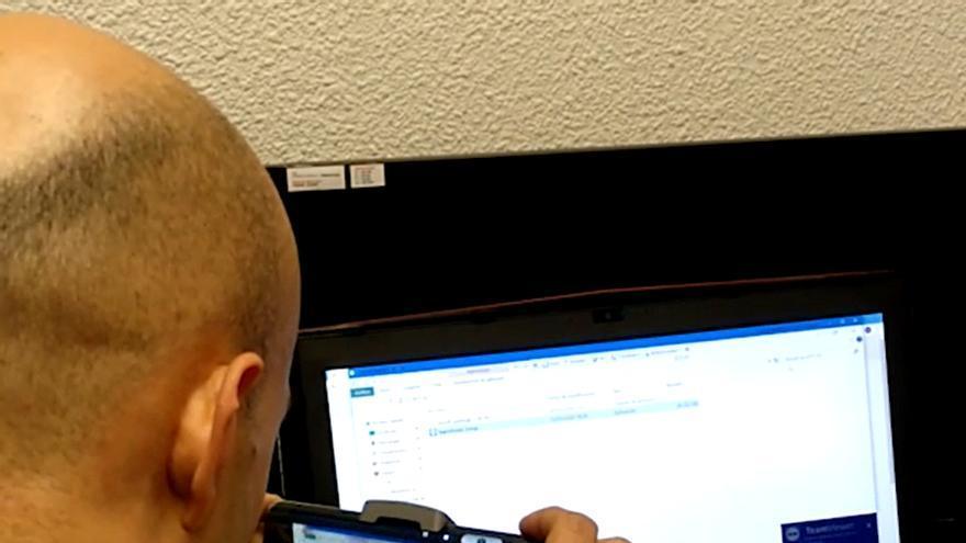 Así combate el Parque Científico de Elche la información digital vinculada a la delincuencia