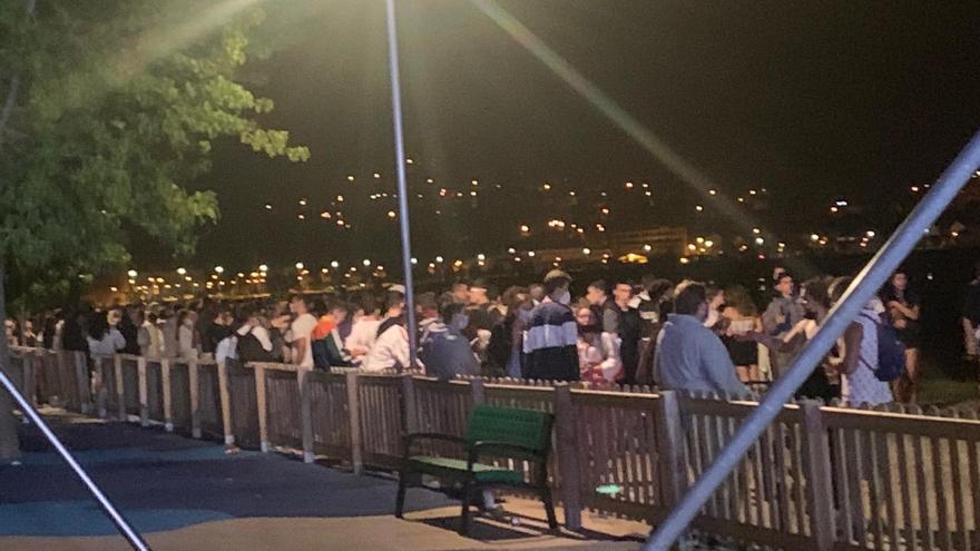 Hosteleros de Moaña no entienden que se reduzcan los aforos en las terrazas si son al aire libre