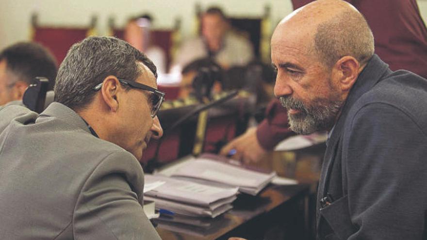 """Santiago Pérez: """"Lo que deba explicar lo haré en sede judicial, si soy citado"""""""