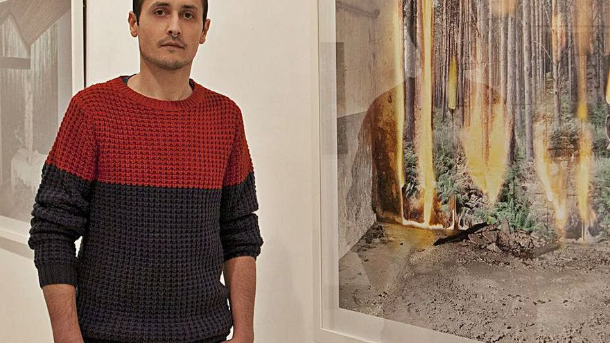 Antonio Guerra recopila sus últimas creaciones en el Etnográfico de Zamora