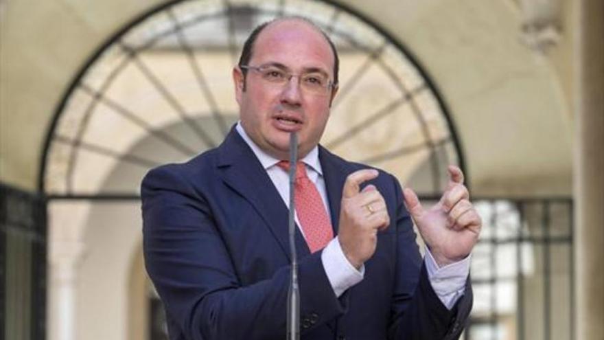 El TSJM procesa a Pedro Antonio Sánchez por la 'Operación Púnica'