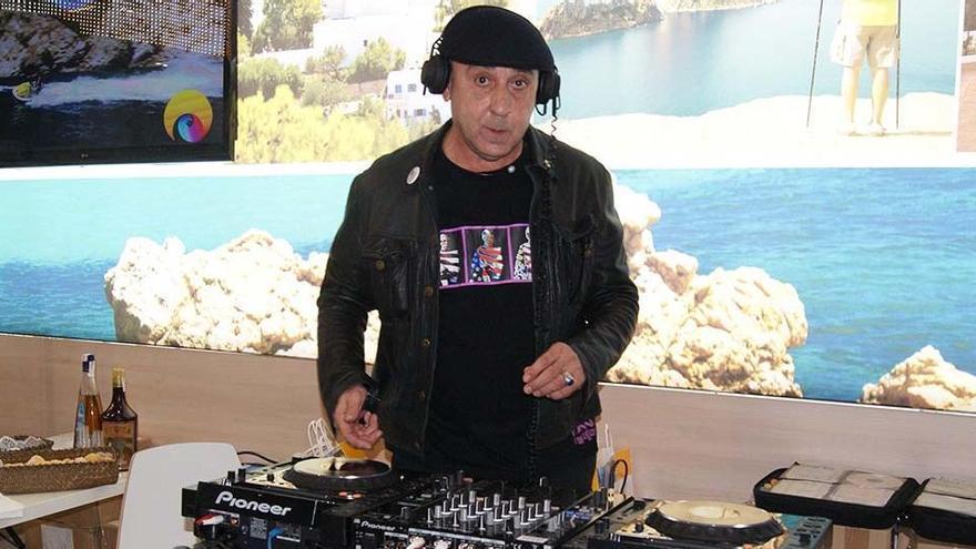 Fallece en Ibiza el DJ José Padilla a los 64 años