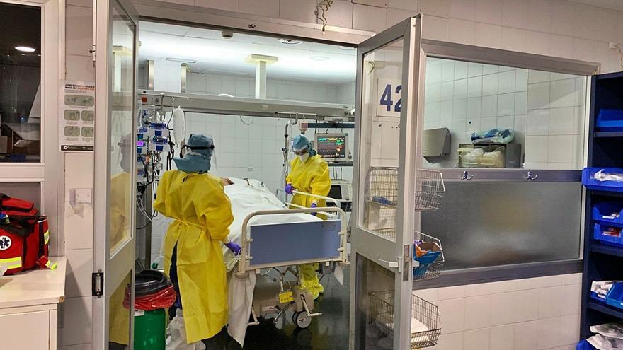 Liberan 100 camas de pacientes con Covid en sólo dos semanas