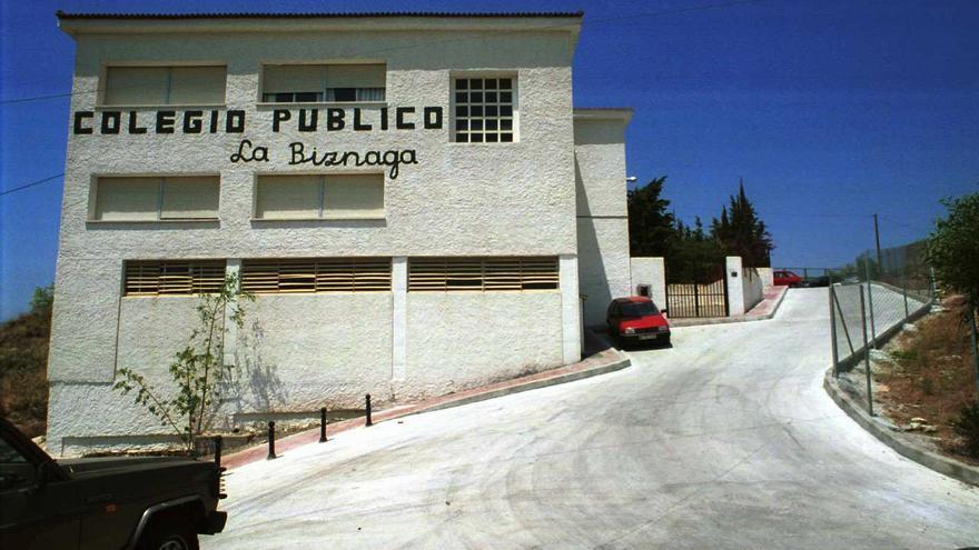 Casi 1.600 firmas para que el CEIP La Biznaga mantenga su proyecto educativo