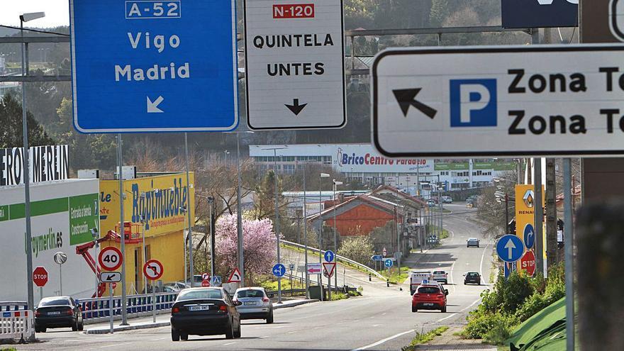 El Gobierno licita las obras de la variante norte en el tramo Eirasvedras-Quintela