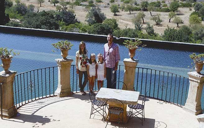 La Mallorca que prefieren los Reyes