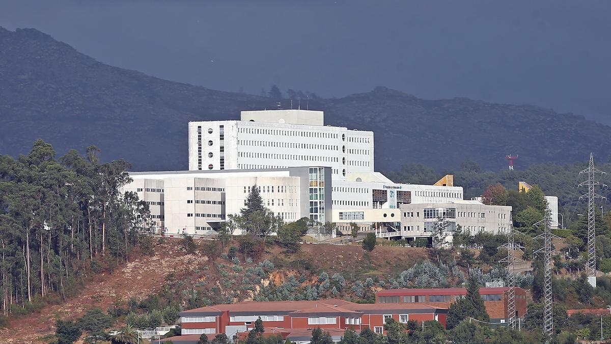 Vista del Meixoeiro, en una imagen de archivo.