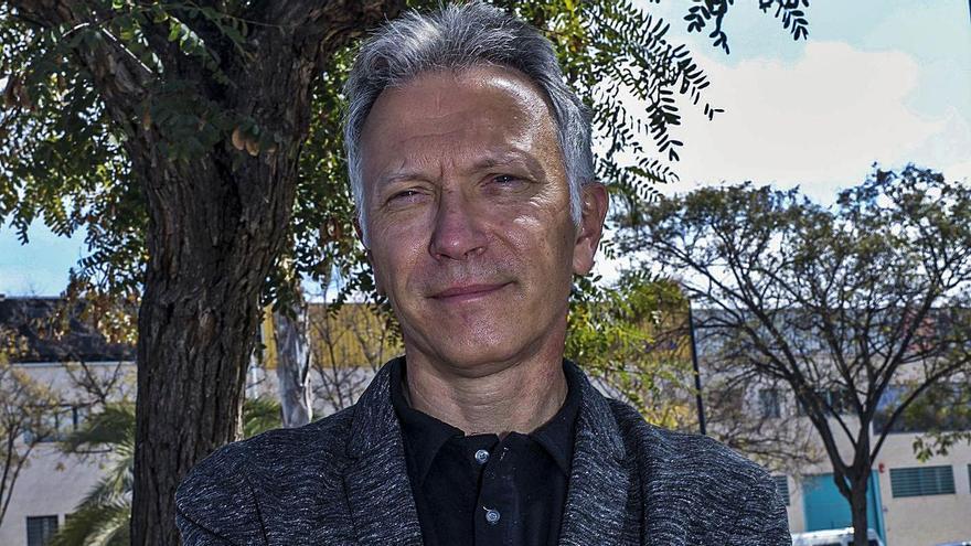 Roger Llanes ha asumido la secretaría autonómica tras su periplo como director general.   Antonio Amorós