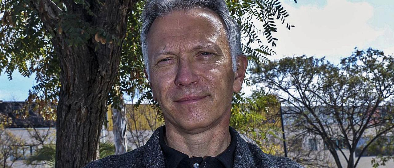 Roger Llanes ha asumido la secretaría autonómica tras su periplo como director general. | Antonio Amorós