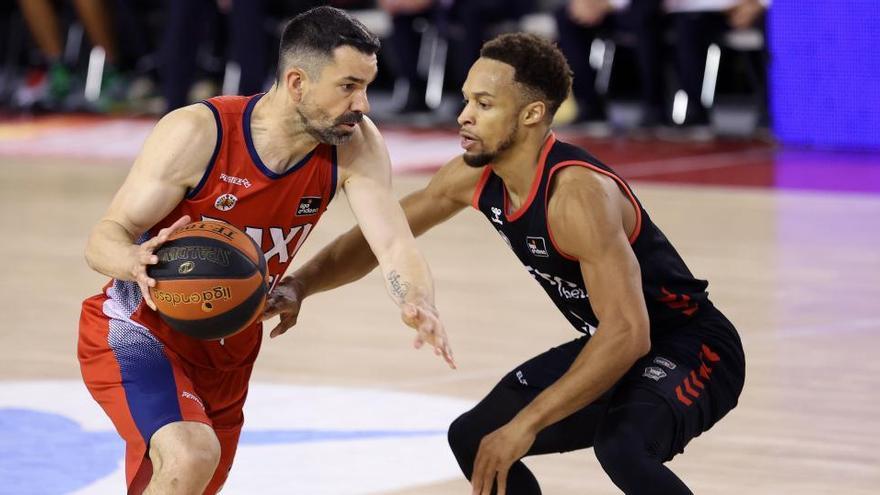 L'ACB avança l'horari del partit del Baxi a Bilbao de Setmana Santa