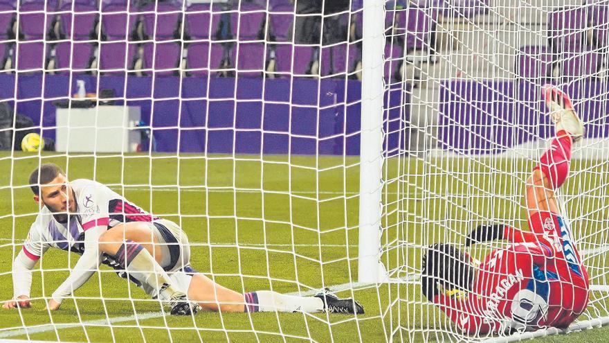 Real Valladolid - Elche CF: El Elche no sabe ganar (2-2)