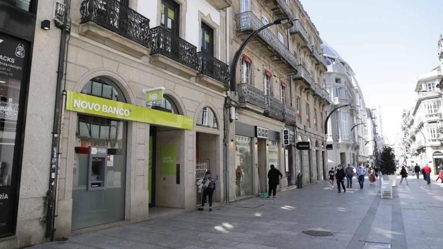 El sexto bocado de Abanca: su negocio sube a 100.000 millones con Novo Banco