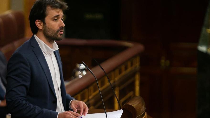Nuevo enfrentamiento en el Congreso por el Mar Menor