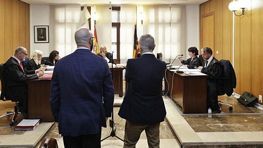 Rechazan el recurso del catedrático de la UIB condenado por coacciones a una profesora