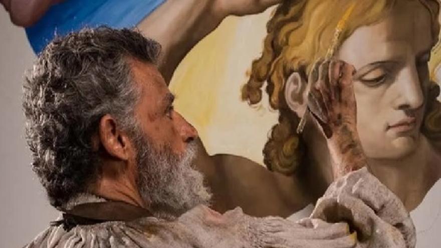 L'art al cinema: Michelangelo Infinito