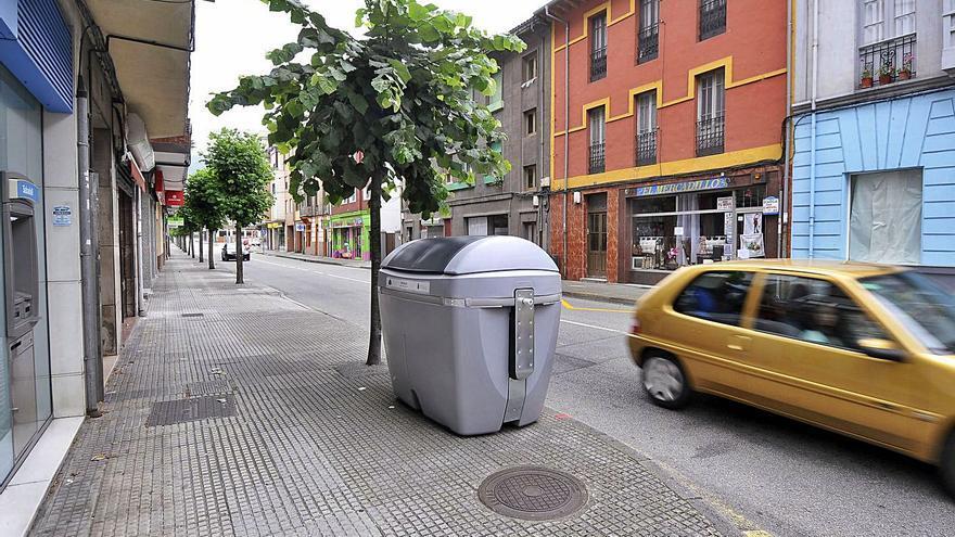 IU reclama extender la red de reciclaje de residuos a los pueblos de San Martín