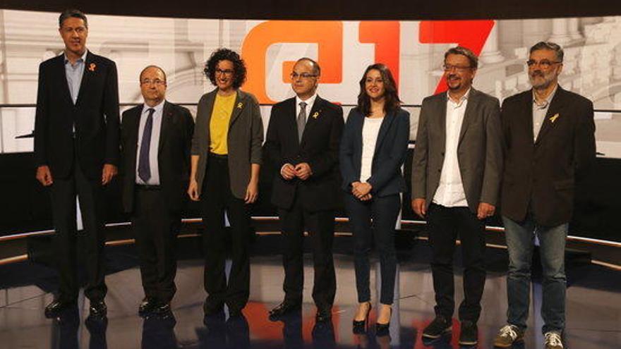 L'últim debat electoral deixa un panorama polític tan dividit com complicat