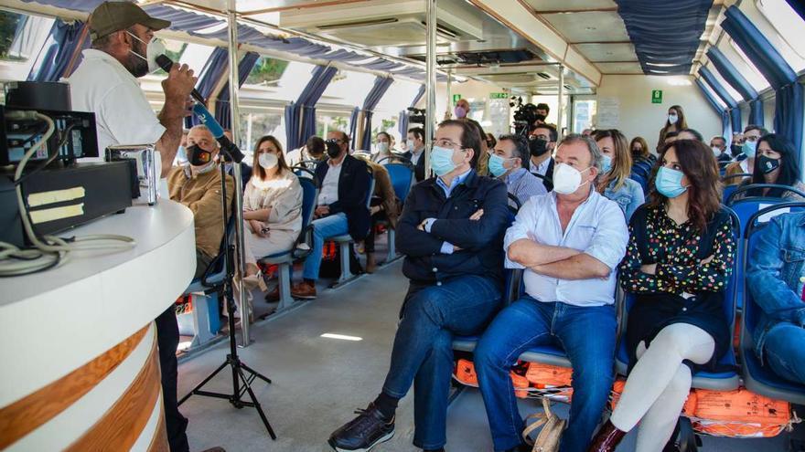 X aniversario de la embarcación turística 'Balcón del Tajo'
