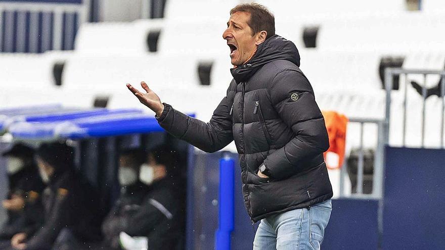"""Ramis cree que el Tenerife hizo """"lo suficiente para sumar"""""""