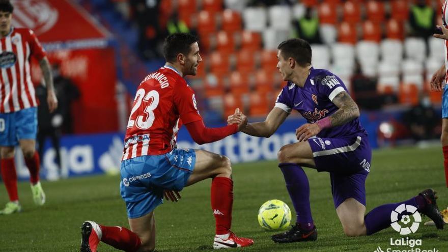 La resaca del Lugo-Sporting: un punto y mil adversidades