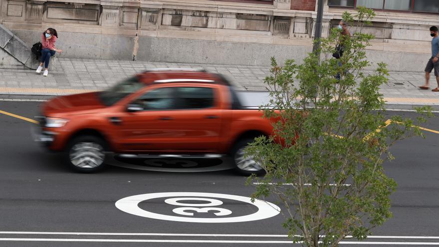 Entra en vigor la limitación de circular a más de 30 km/h en la mayoría de calles
