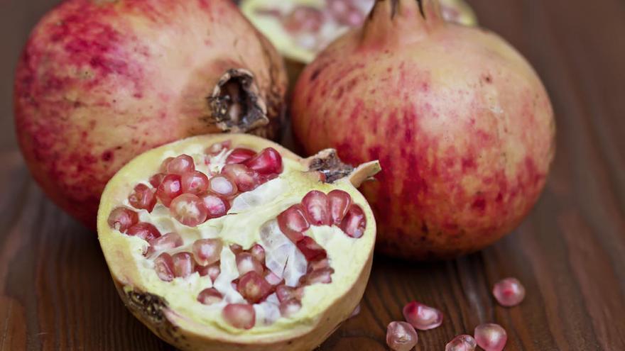 Los beneficios de la granada, el antioxidante de temporada