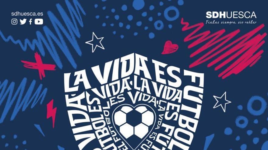 La SD Huesca presenta su campaña de abonados