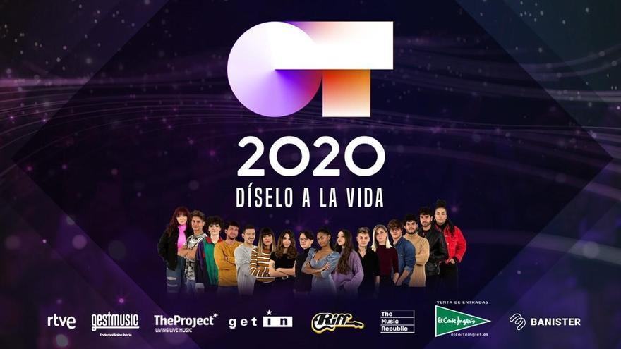 El Wizink Center recibirá a 6.000 personas en sus cuatro conciertos de 'OT2020'